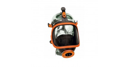 Masque respiratoire caoutchouc MP731R