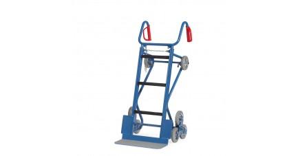 Diable pour appareils adapté escalier