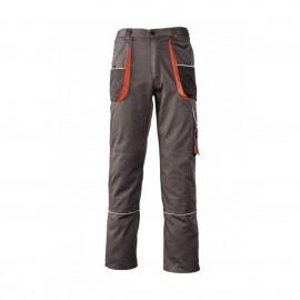 Pantalon de travail multi poches avec genouillères