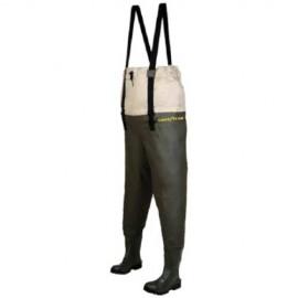Waders convertible pantalon