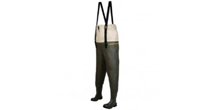 Waders PVC convertible