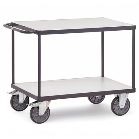 Chariot ESD 2 plateaux