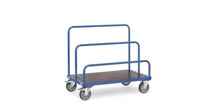 Chariot porte-panneaux modulable