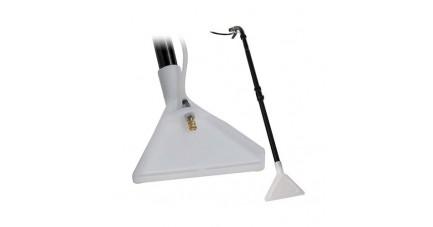 Accessoire moquette PEHD Télescopique