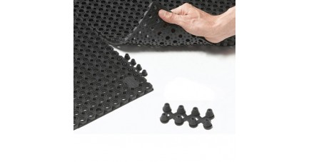 Connecteurs polybag pour tapis NOTRAX