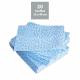 Kit anti pollution hydrocarbures 150 L - feuilles essuyage