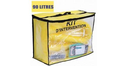 Kit anti pollution chimique 90 L