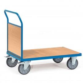 Chariot de manutention 1 ridelle bois