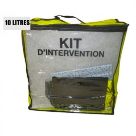 Kit anti pollution tous liquides 10 L