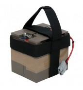 Batterie 24 V pour aspirateur Eurosteam 3900