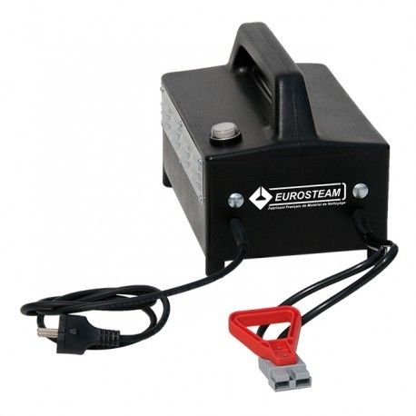 Chargeur Batterie 24 V pour aspirateur Eurosteam 3900