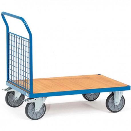 Chariot de manutention 1 ridelle