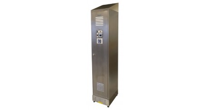 Vestiaire séchant Hygitec Hygibox one inox