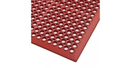 Tapis agroalimentaire 562 RD Sanitop Red