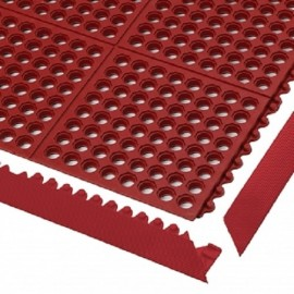 Tapis 550 RD Cushion Ease Red