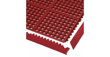 Tapis agroalimentaire 550 RD Cushion Ease Red