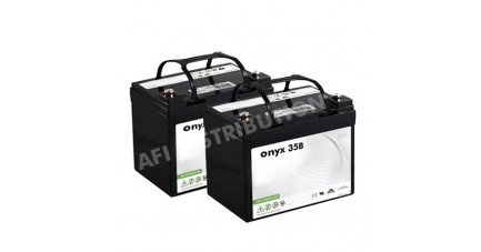 Batteries autolaveuse onyx 35 Floorpul