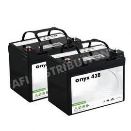Batteries autolaveuse onyx 43 Floorpul