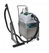 Nettoyeur vapeur aspirateur Eurosteam inox VAP 7280 7 litres