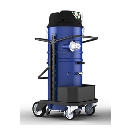 Aspirateur industriel à eau avec pompe de refoulement