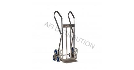 Diable en aluminium pour escaliers Matador