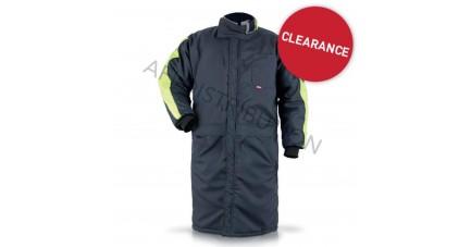 Manteau entrepôt frigorifique