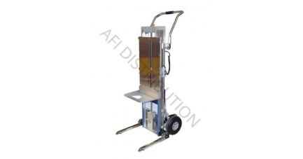 Diable et gerbeur monte-escaliers électrique SME170