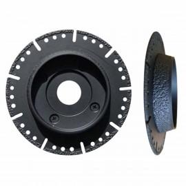Disque découpe tuyaux PVC avec chanfrein Master CC