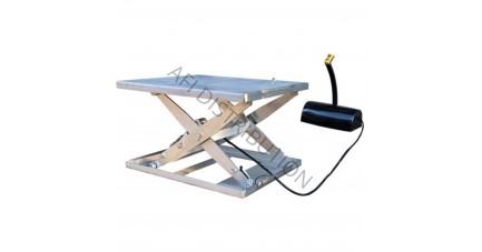 Table élévatrice électrique inox HWS1800