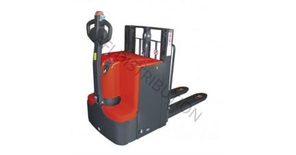 Trans-gerbeur électrique à levée additionnelle PT20D