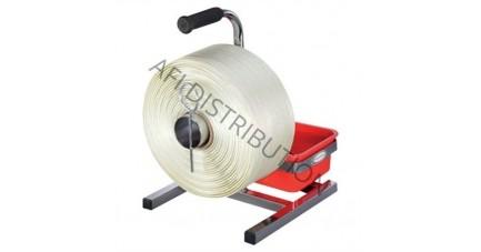 Dévidoir pour feuilard textile