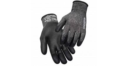 Gant anti coupures et résistant au froid