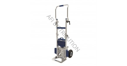 Diable monte-escaliers électrique repliable DMEG170-R