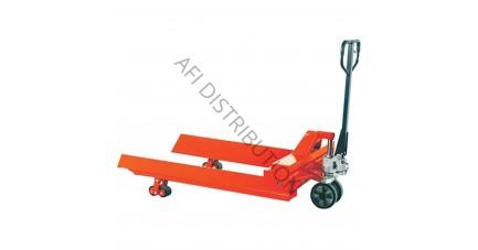 Transpalette manuel porte-bobine AC20R