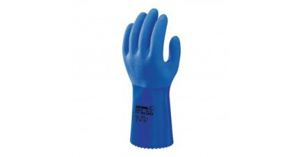 Gant protection chimique anti coupure