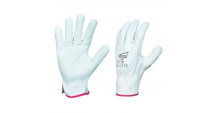 Gants de manutention cuir fleur de bovin