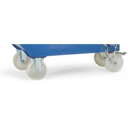 Assortiment de roues polyamide 2500 kg
