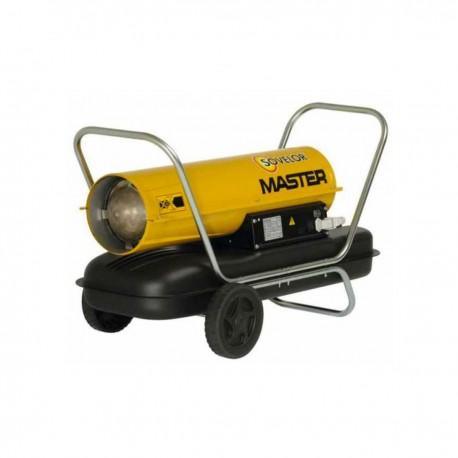 Chauffage à air pulsé mobile mobile au fuel B100