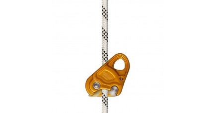 Antichute coulissant corde semi-statique