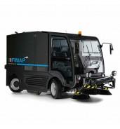 Balayeuse aspiratrice autoportée FIMAP4