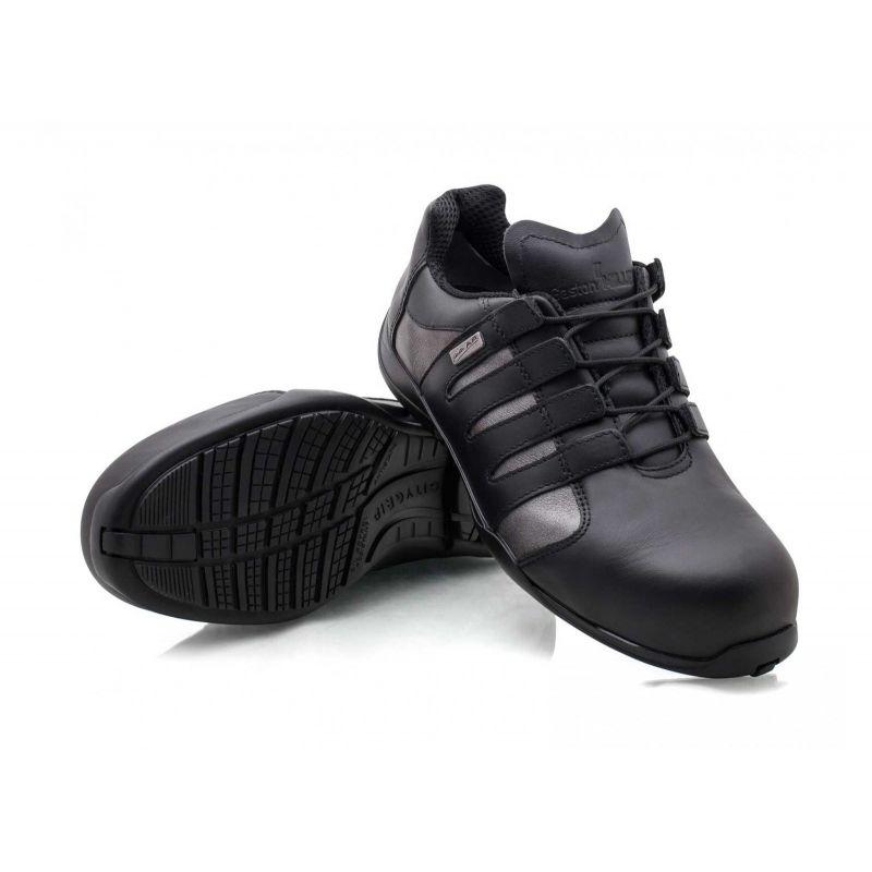 Chaussure de s curit blacklabel silver afi distribution - Chaussure de securite legere homme ...