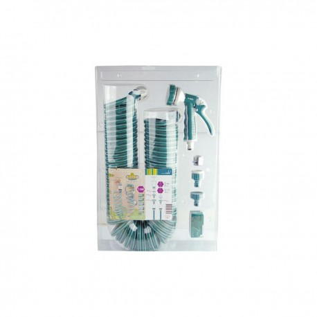 Kit d'arrosage extensible 15 m