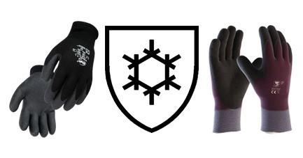Gants anti-froid